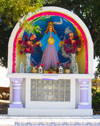 Virgin of Grace of Aruba