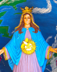 Virgin of Grace of Aruba