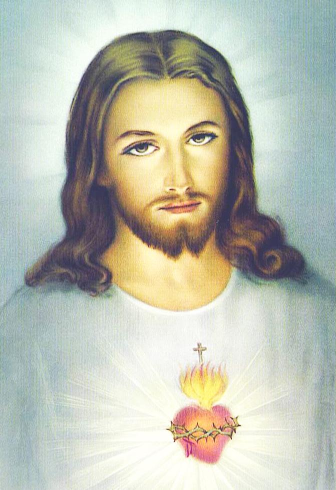 Hearts of Jesus and Mary - The Voice of Jesus Aruba