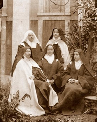 St. Therese of Lisieux and sisters