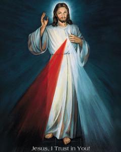 Divine Mercy Image (Hyla)